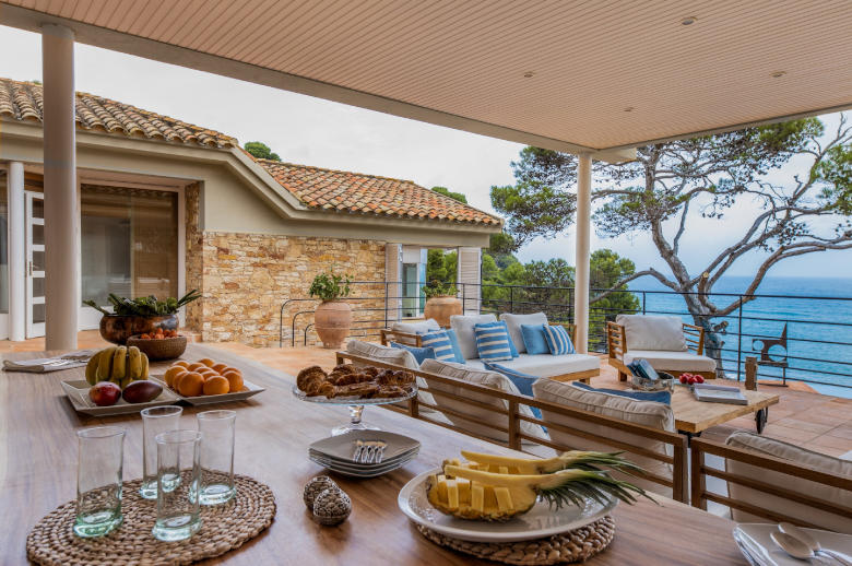 Sa Riera Direct Plage 18 Pers - Luxury villa rental - Catalonia (Sp.) - ChicVillas - 9