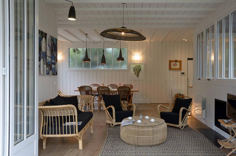 Simply Cap-ferret - Luxury villa rental - Aquitaine and Basque Country - ChicVillas - 4