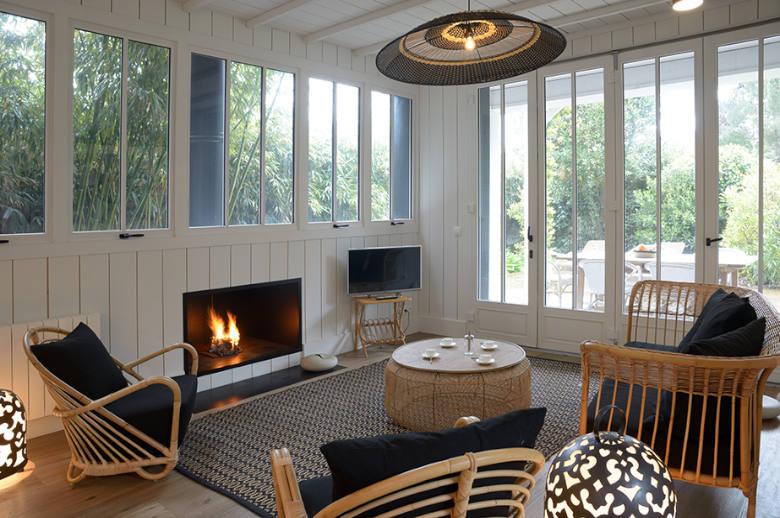 Simply Cap-ferret - Luxury villa rental - Aquitaine and Basque Country - ChicVillas - 5
