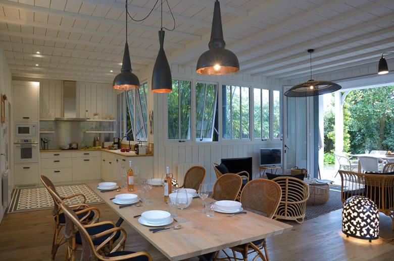 Simply Cap-ferret - Luxury villa rental - Aquitaine and Basque Country - ChicVillas - 7