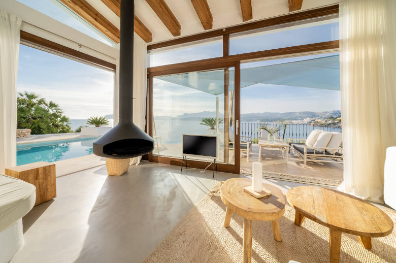 Sublime Moraira - Location villa de luxe - Costa Blanca (Esp.) - ChicVillas - 12