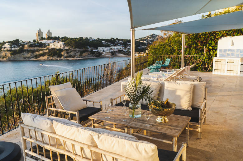 Sublime Moraira - Location villa de luxe - Costa Blanca (Esp.) - ChicVillas - 13