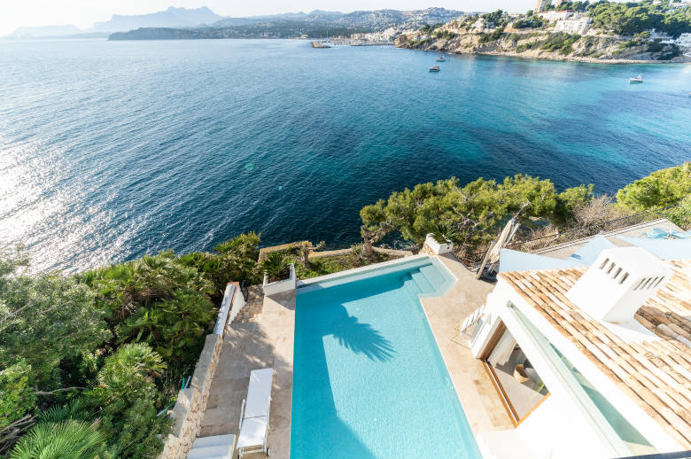 Sublime Moraira - Location villa de luxe - Costa Blanca (Esp.) - ChicVillas - 28