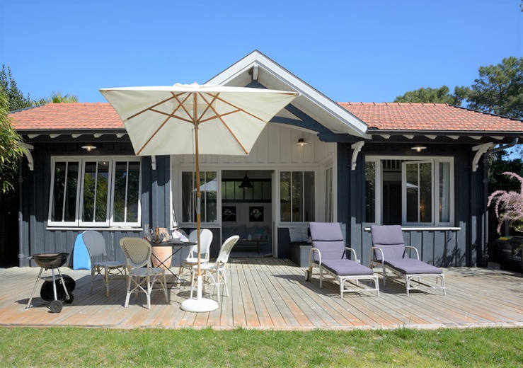 Sweet Little Cap-Ferret - Location villa de luxe - Aquitaine / Pays Basque - ChicVillas - 9