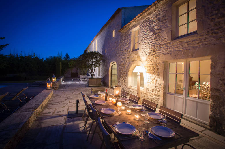 Un Chateau Secret - Luxury villa rental - Vendee and Charentes - ChicVillas - 27