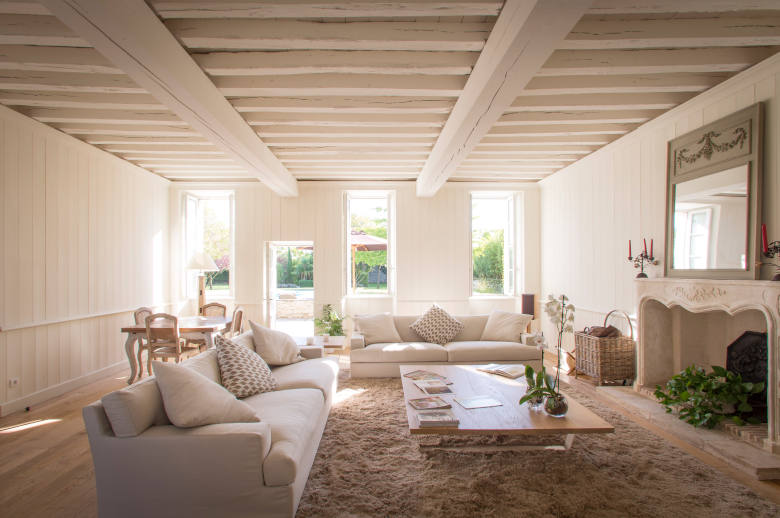 Un Chateau Secret - Luxury villa rental - Vendee and Charentes - ChicVillas - 8