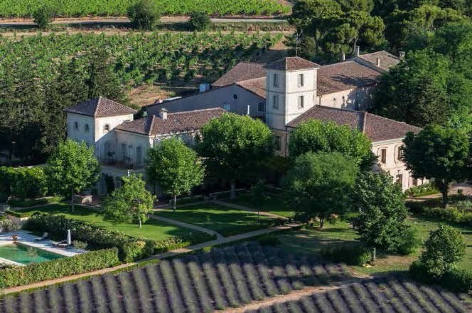 Luxury chateau to rent in Provence, Un Domaine en Provence