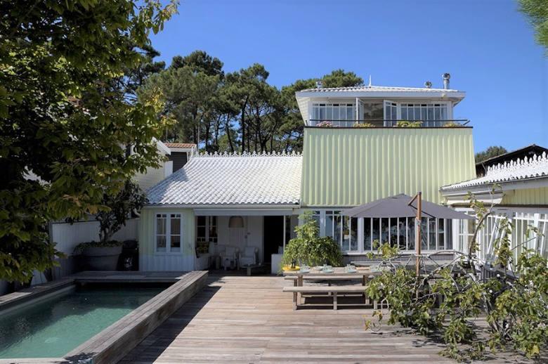 Villa Couleurs Cap-Ferret - Luxury villa rental - Aquitaine and Basque Country - ChicVillas - 11