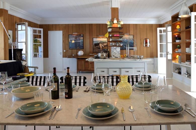 Villa Couleurs Cap-Ferret - Luxury villa rental - Aquitaine and Basque Country - ChicVillas - 14
