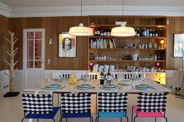 Villa Couleurs Cap-Ferret - Luxury villa rental - Aquitaine and Basque Country - ChicVillas - 17