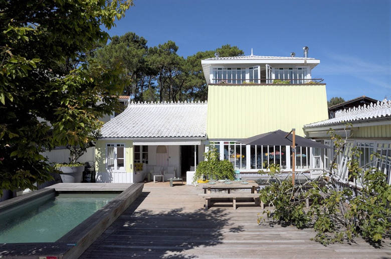 Villa Couleurs Cap-Ferret - Luxury villa rental - Aquitaine and Basque Country - ChicVillas - 20