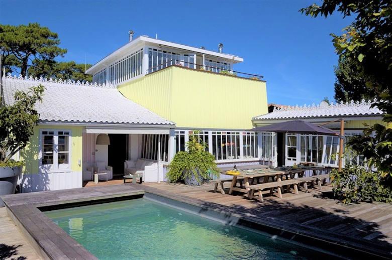 Villa Couleurs Cap-Ferret - Luxury villa rental - Aquitaine and Basque Country - ChicVillas - 3