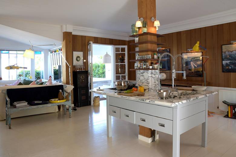 Villa Couleurs Cap-Ferret - Luxury villa rental - Aquitaine and Basque Country - ChicVillas - 4