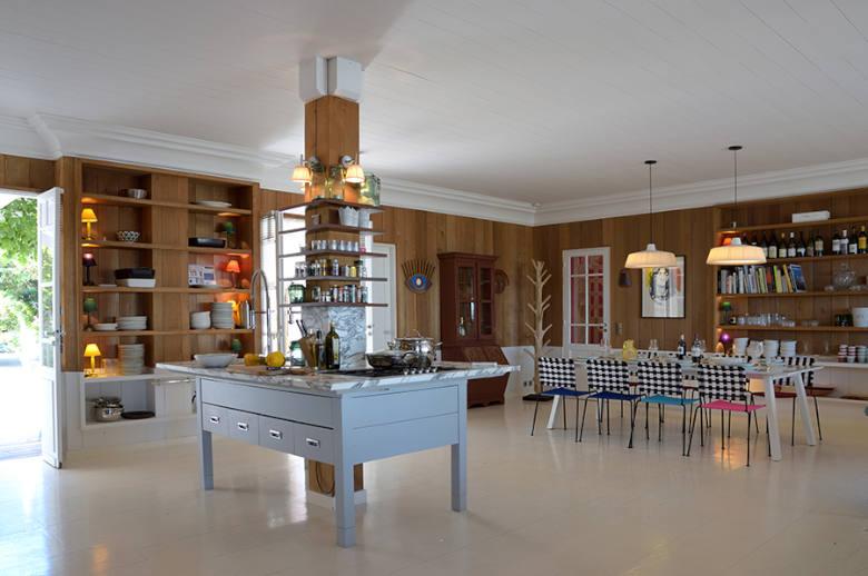 Villa Couleurs Cap-Ferret - Luxury villa rental - Aquitaine and Basque Country - ChicVillas - 5