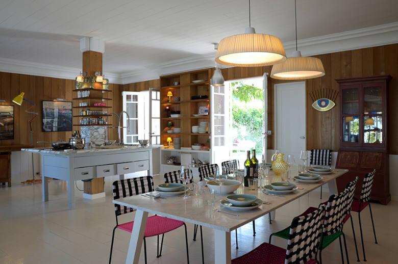 Villa Couleurs Cap-Ferret - Luxury villa rental - Aquitaine and Basque Country - ChicVillas - 6