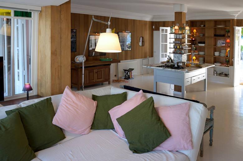 Villa Couleurs Cap-Ferret - Luxury villa rental - Aquitaine and Basque Country - ChicVillas - 7