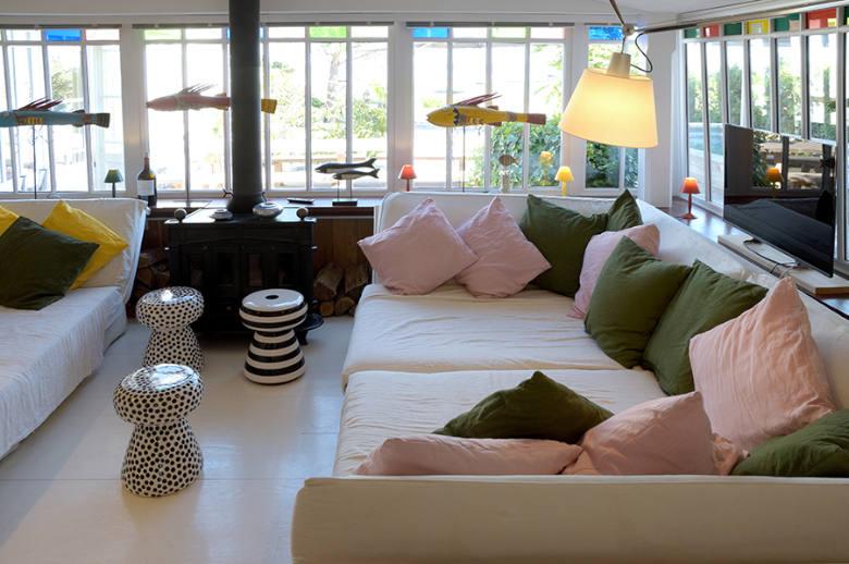 Villa Couleurs Cap-Ferret - Luxury villa rental - Aquitaine and Basque Country - ChicVillas - 9