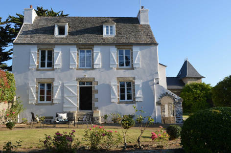 Villa Esprit Bretagne, holiday home for rent close to the sea
