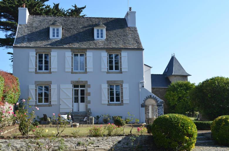 Villa Esprit Bretagne - Location villa de luxe - Bretagne / Normandie - ChicVillas - 35
