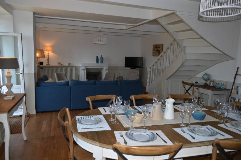 Villa Esprit Bretagne - Location villa de luxe - Bretagne / Normandie - ChicVillas - 7