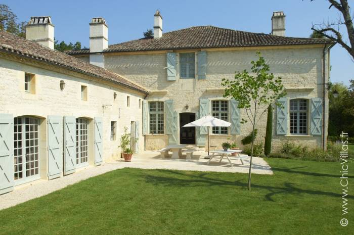 My French Chateau - Luxury villa rental - Dordogne and South West France - ChicVillas - 3