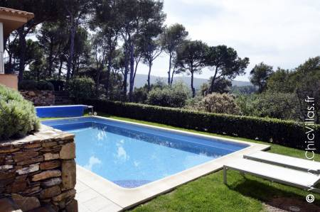 Spain rental villa Aire Costa Brava
