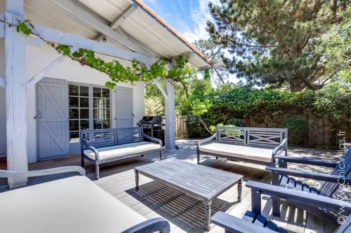 Ambiance Cap Ferret - Luxury villa rental - Aquitaine and Basque Country - ChicVillas - 6