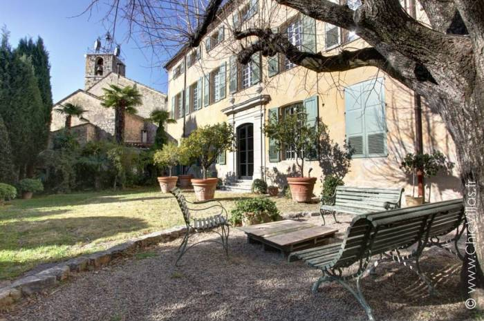 Authentic Cote d Azur - Luxury villa rental - Provence and the Cote d Azur - ChicVillas - 2
