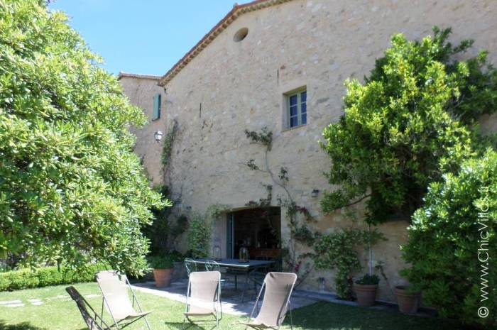 Authentic Cote d Azur - Location villa de luxe - Provence / Cote d Azur / Mediterran. - ChicVillas - 4