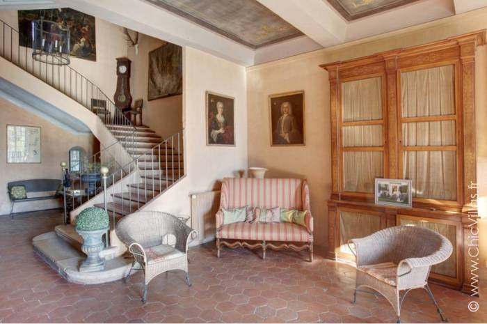 Authentic Cote d Azur - Location villa de luxe - Provence / Cote d Azur / Mediterran. - ChicVillas - 5