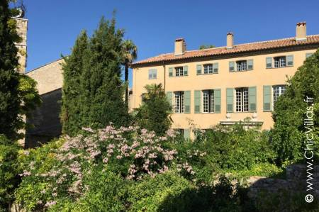 Stunning manor house near Grasse: Authentic Côte d'Azur