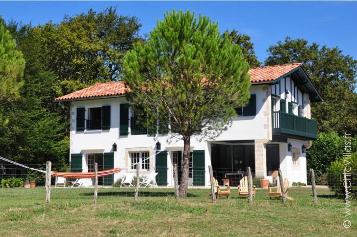 Berdeana 10 - Location villa de luxe - Aquitaine / Pays Basque - ChicVillas - 16