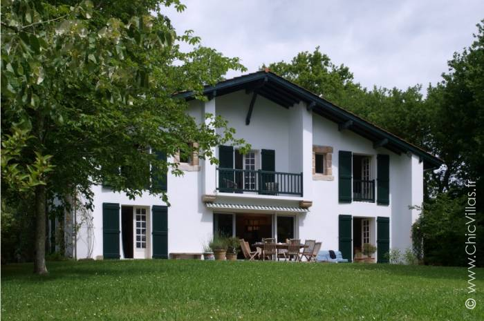 Berdeana 10 - Location villa de luxe - Aquitaine / Pays Basque - ChicVillas - 3