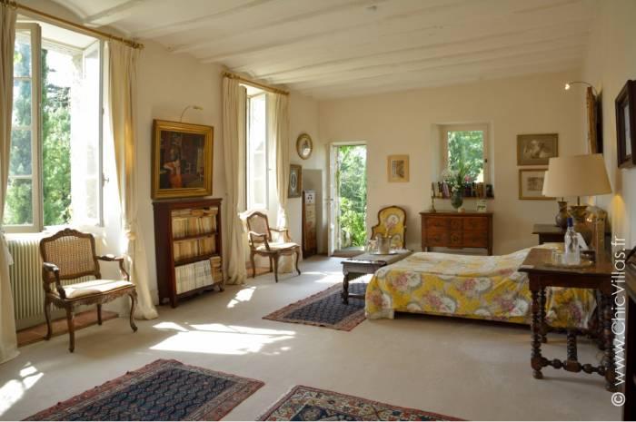 Un Chateau en Armagnac - Location villa de luxe - Dordogne / Garonne / Gers - ChicVillas - 11