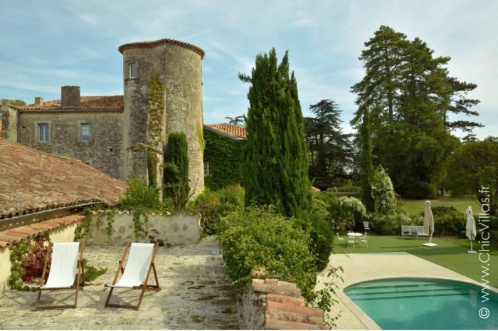 Un Chateau en Armagnac - Location villa de luxe - Dordogne / Garonne / Gers - ChicVillas - 14