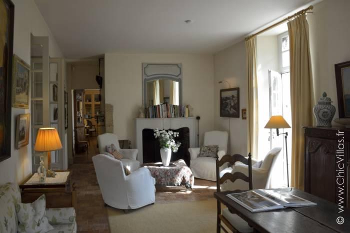 Un Chateau en Armagnac - Location villa de luxe - Dordogne / Garonne / Gers - ChicVillas - 19