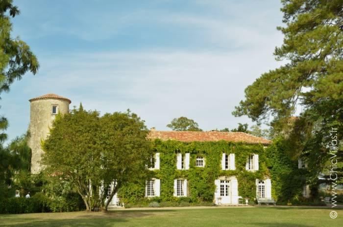 Un Chateau en Armagnac - Location villa de luxe - Dordogne / Garonne / Gers - ChicVillas - 20