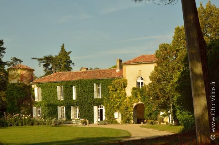 Un Chateau en Armagnac - Location villa de luxe - Dordogne / Garonne / Gers - ChicVillas - 3