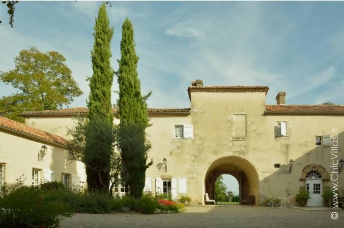 Un Chateau en Armagnac - Location villa de luxe - Dordogne / Garonne / Gers - ChicVillas - 4