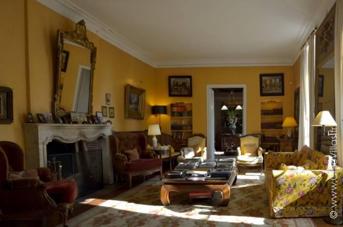 Un Chateau en Armagnac - Location villa de luxe - Dordogne / Garonne / Gers - ChicVillas - 5