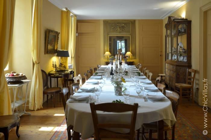Un Chateau en Armagnac - Location villa de luxe - Dordogne / Garonne / Gers - ChicVillas - 6