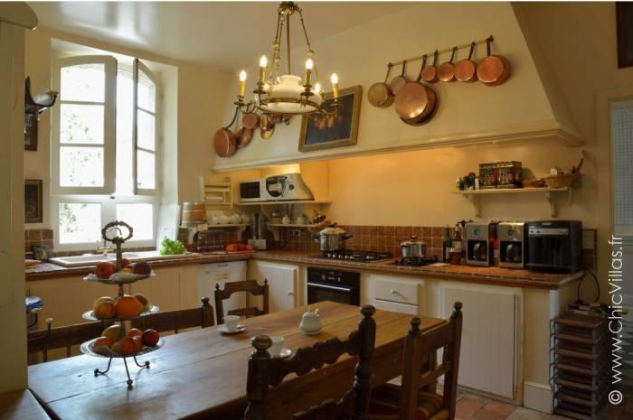 Un Chateau en Armagnac - Location villa de luxe - Dordogne / Garonne / Gers - ChicVillas - 8
