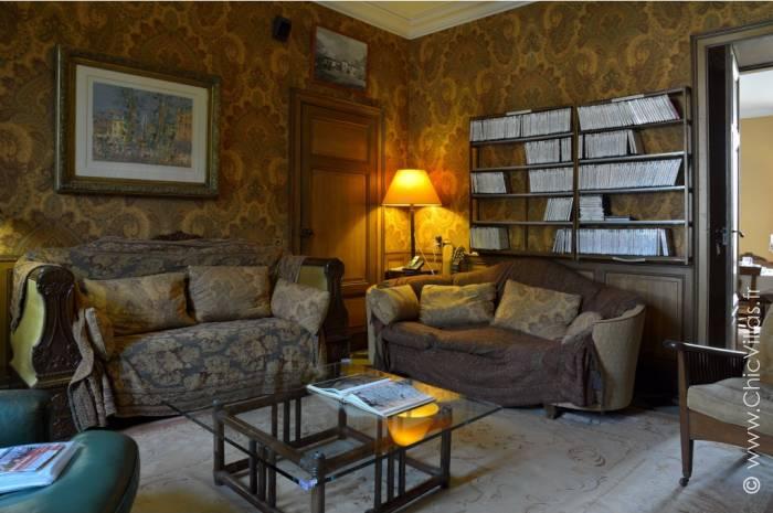 Un Chateau en Armagnac - Location villa de luxe - Dordogne / Garonne / Gers - ChicVillas - 9