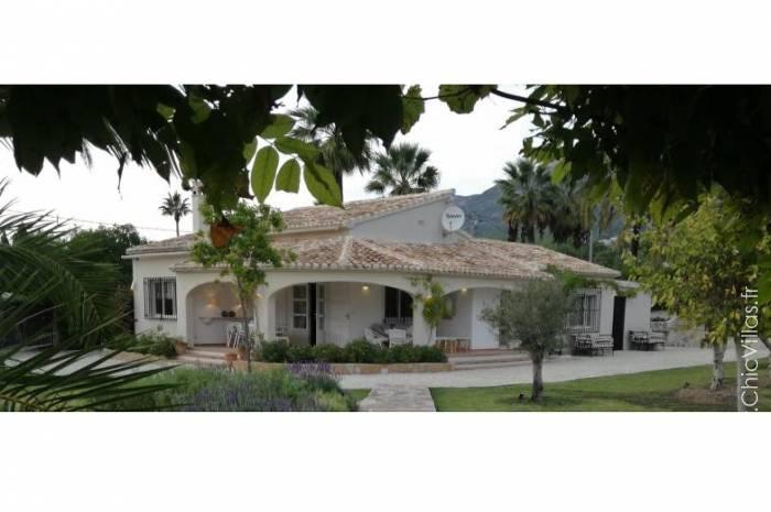 Blanca Javea - Location villa de luxe - Costa Blanca (Esp.) - ChicVillas - 6