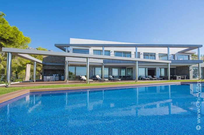 Blue and Beach - Luxury villa rental - Costa Blanca (Sp.) - ChicVillas - 21