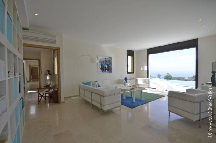 Blue Costa Brava - Location villa de luxe - Catalogne (Esp.) - ChicVillas - 3