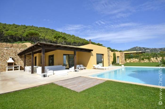 Blue Costa Brava - Location villa de luxe - Catalogne (Esp.) - ChicVillas - 11