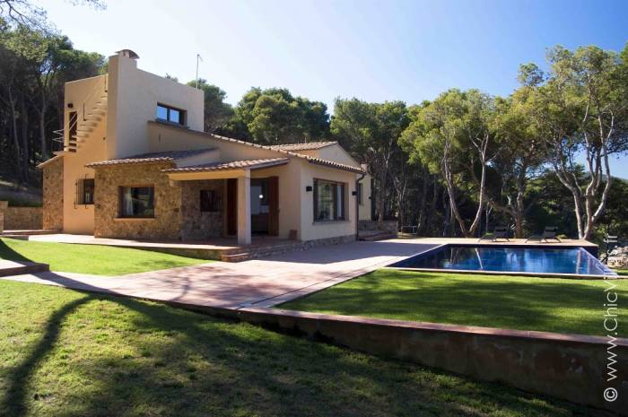 Calanques De Costa Brava - Location villa de luxe - Catalogne (Esp.) - ChicVillas - 1