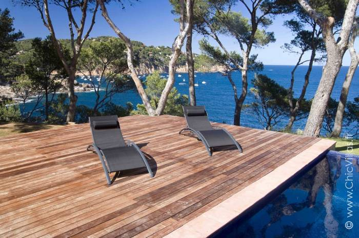 Calanques De Costa Brava - Location villa de luxe - Catalogne (Esp.) - ChicVillas - 18