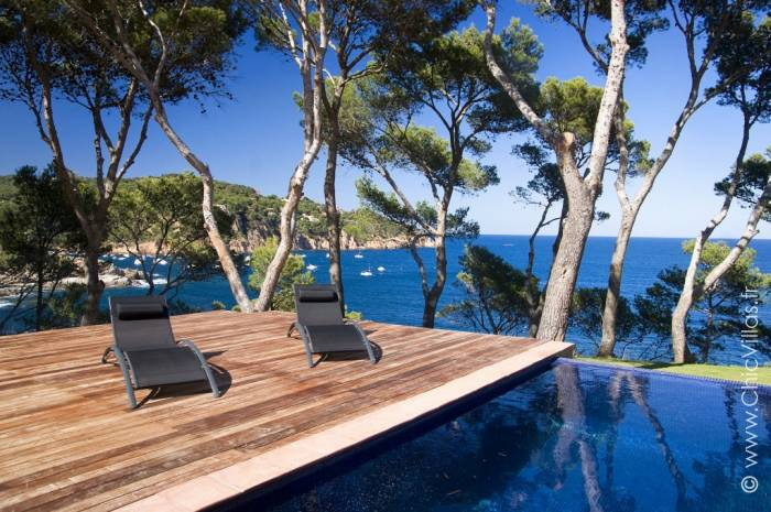 Calanques De Costa Brava - Location villa de luxe - Catalogne (Esp.) - ChicVillas - 6